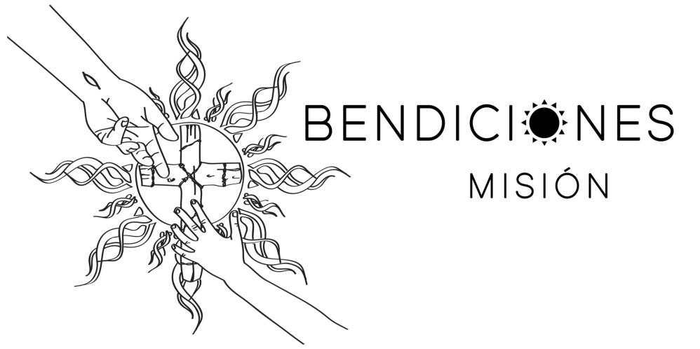 bendiciones draw text