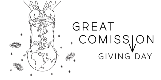 giving day logo text