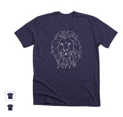 tshirt judah lion