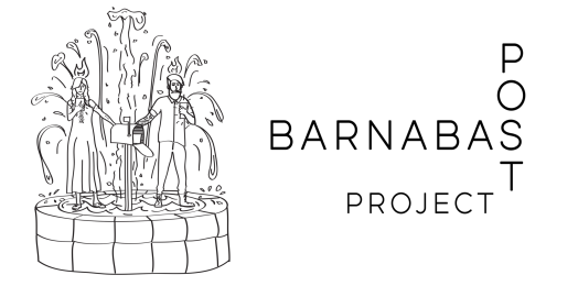 barnabas post bw