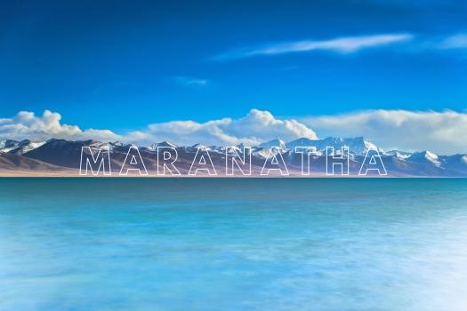 maranatha copy