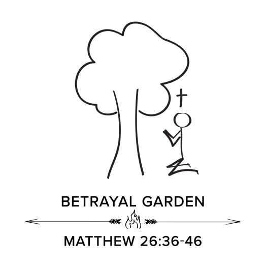 betrayal garden square