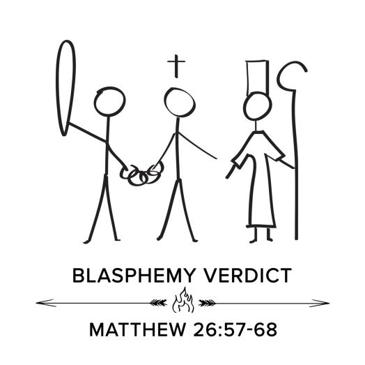 blasphemy verdict square