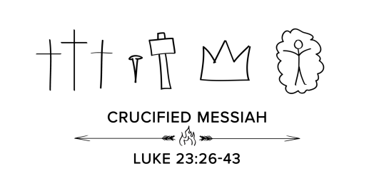 crucified messiah master
