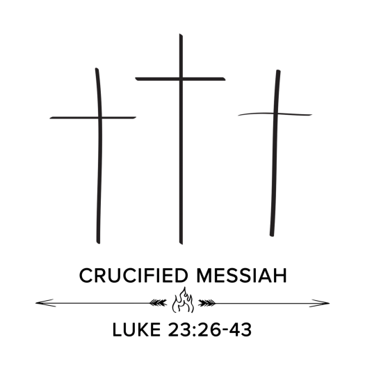 crucified messiah square