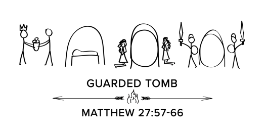 guarded tomb master
