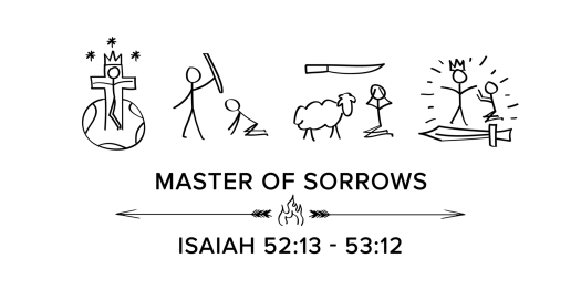 isaiah 53 - master of sorrows