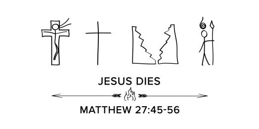 jesus dies master
