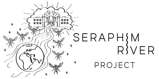 seraphim river bw