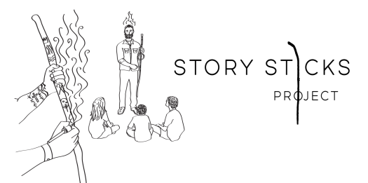 story sticks project bw.png