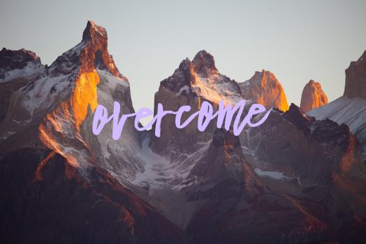 overcome web