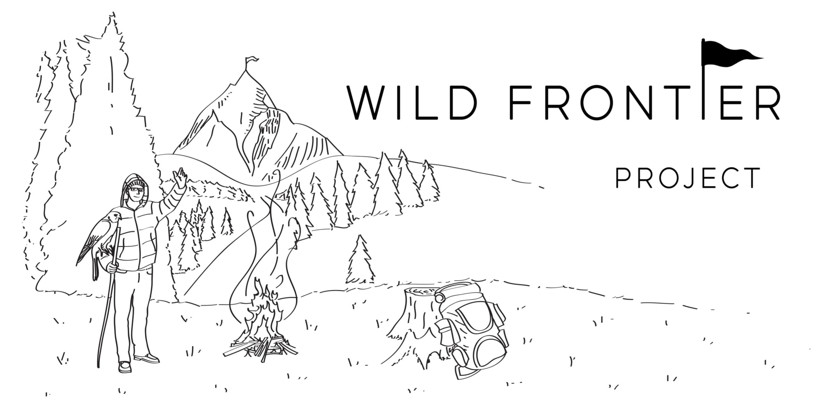 wild frontier bw